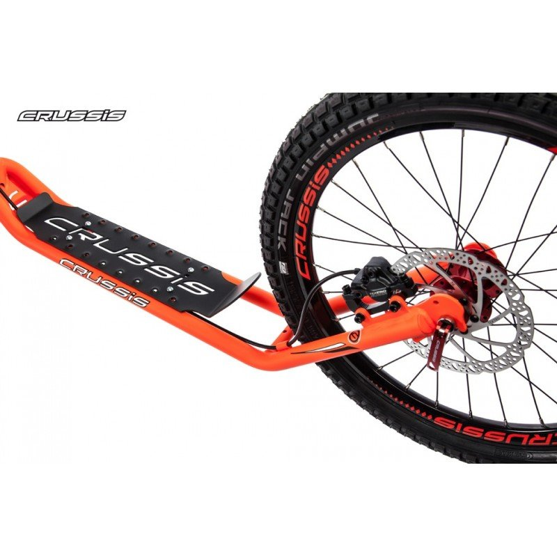 Crussis Cross oranje